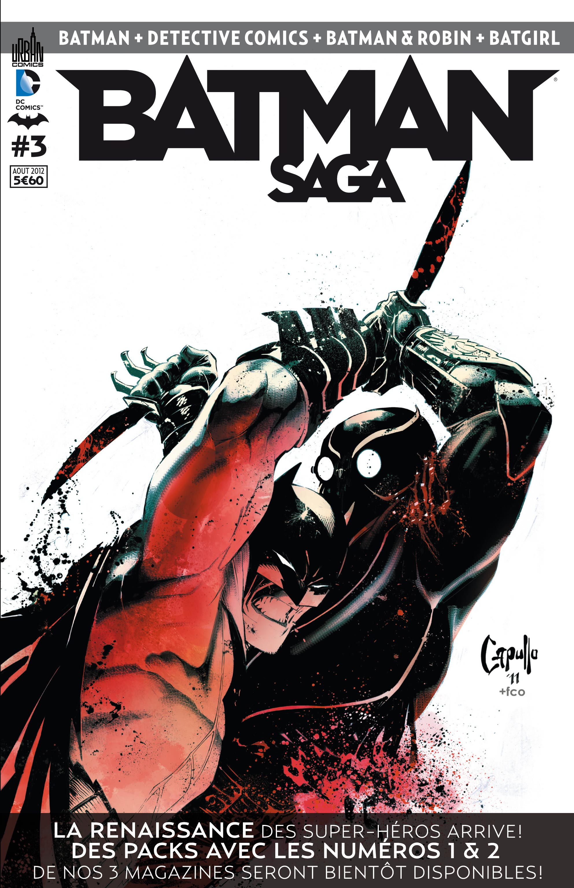 Batman Saga 3 - 3