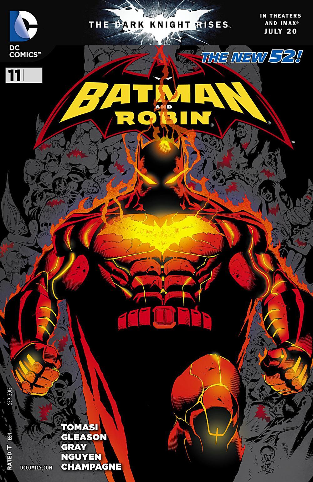 Batman & Robin 11 - Batman and Robin