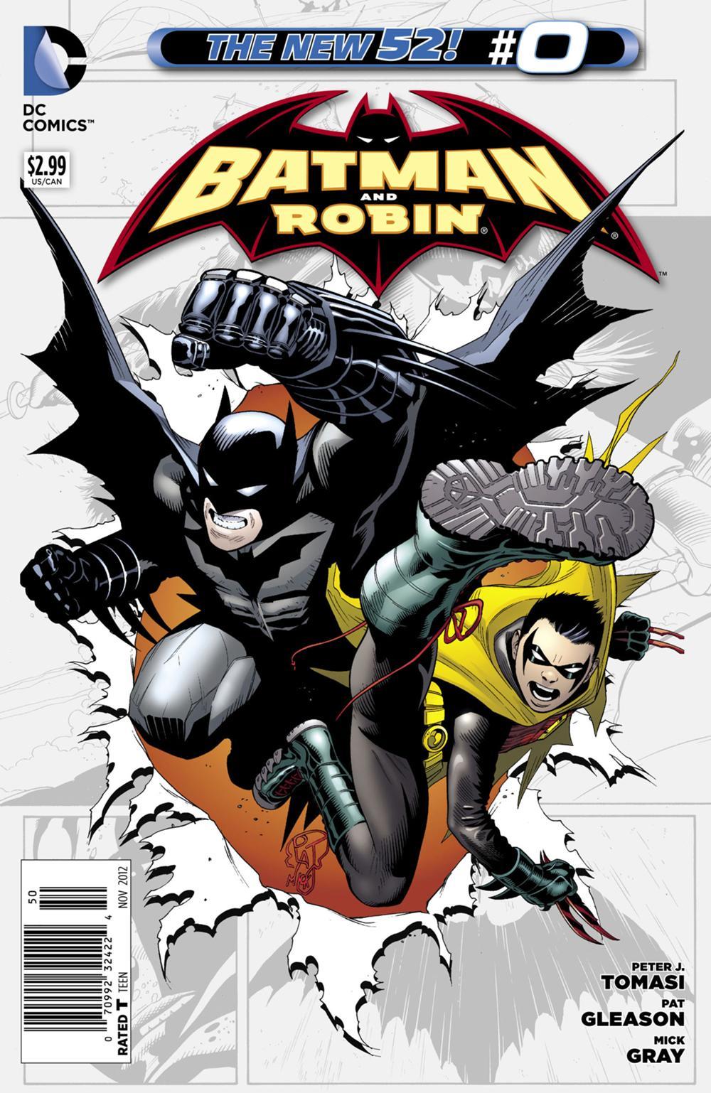 Batman & Robin 0 - Someday Never Comes