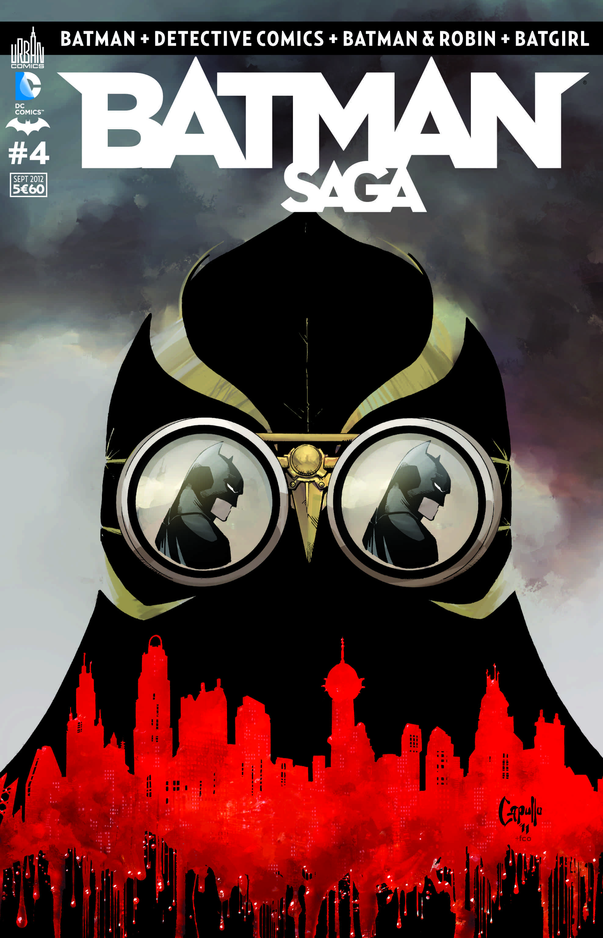 Batman Saga 4 - 4