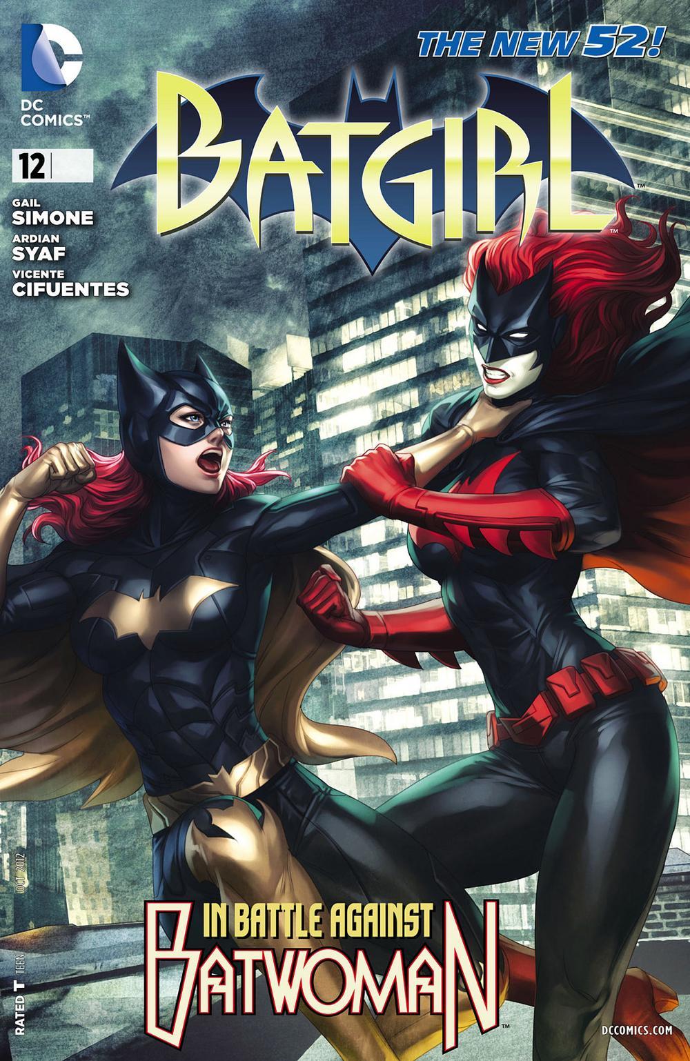 Batgirl 12 - Every Time I Fail
