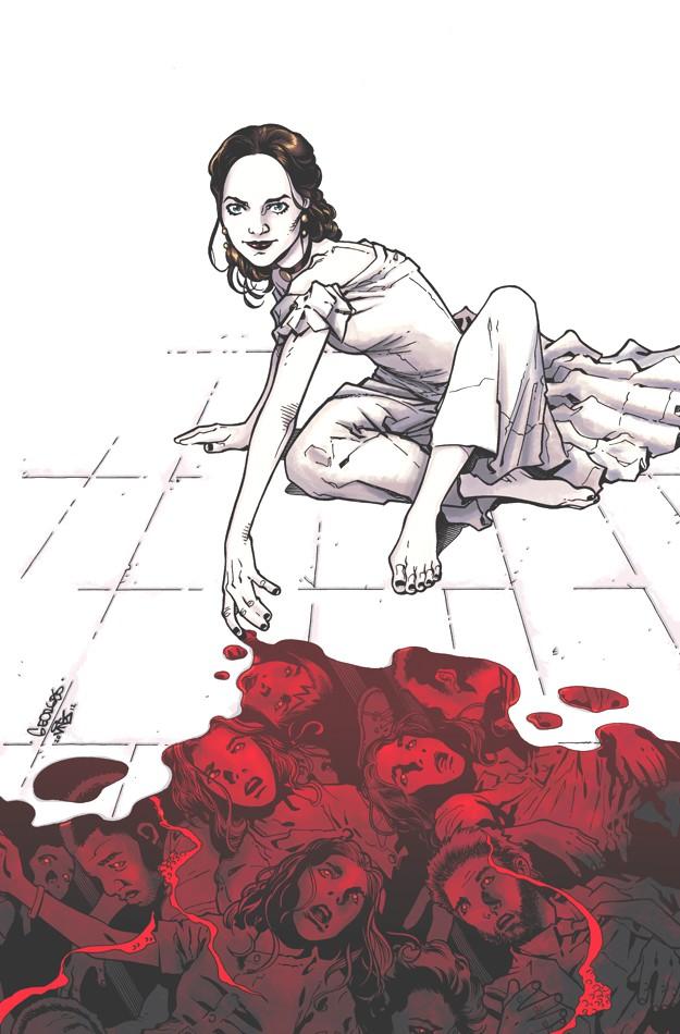 Buffy the Vampire Slayer - Drusilla 1