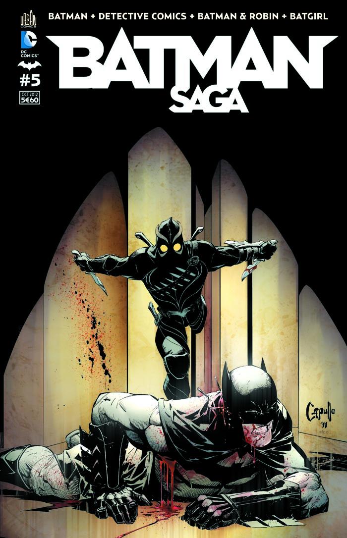 Batman Saga 5 - 5