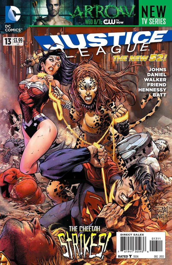 Justice League 13 - 13 - cover #1