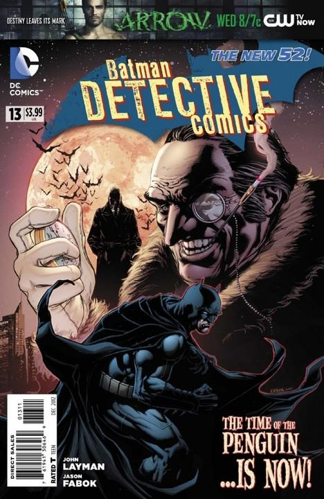 Batman - Detective Comics 13