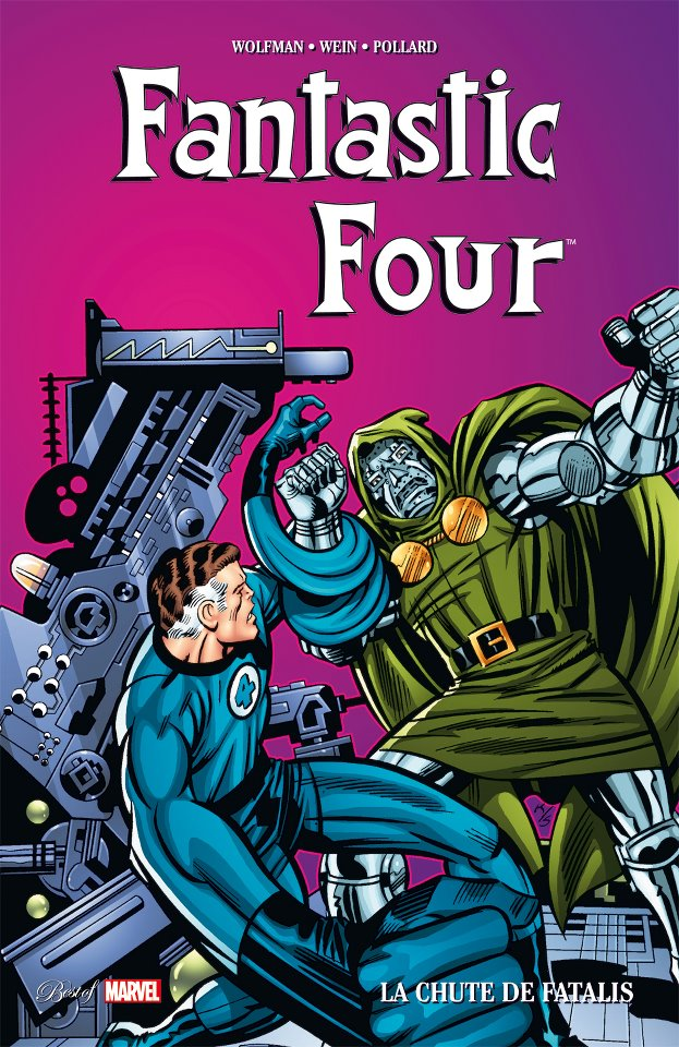 Fantastic Four - La chute de Fatalis 1 - La chute de Fatalis
