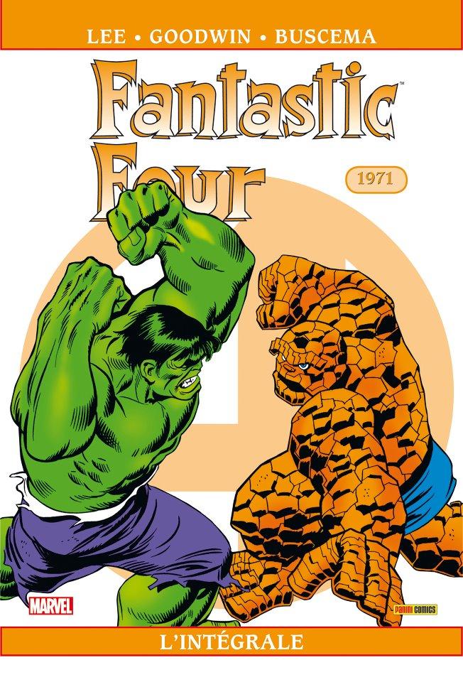 Fantastic Four 1971 - 1971