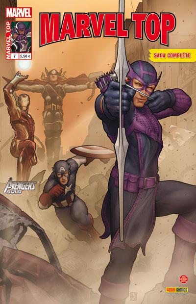 Marvel Top 7 - 7