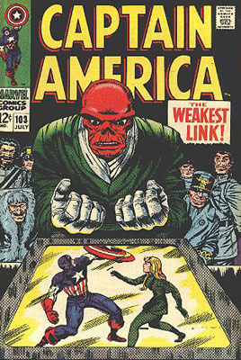 Captain America 103 - The Weakest Link!