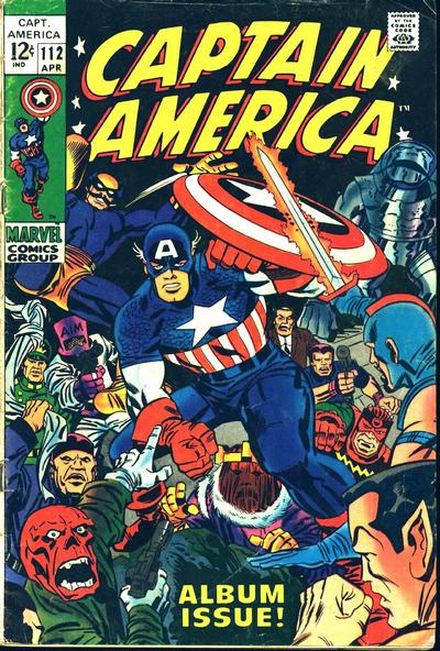 Captain America 112 - Lest We Forget!