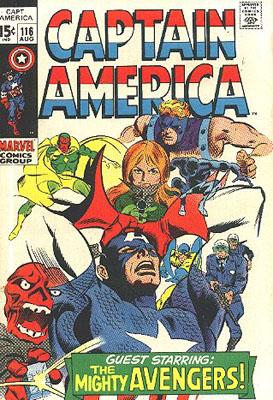 Captain America 116 - Far Worse Than Death!