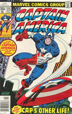 Captain America 225 - Devastation!