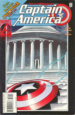 Captain America 444 - Hope and Glory