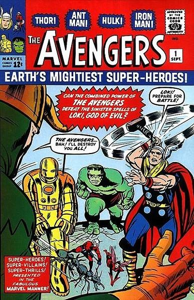 Avengers 1 - The Coming of the Avengers!