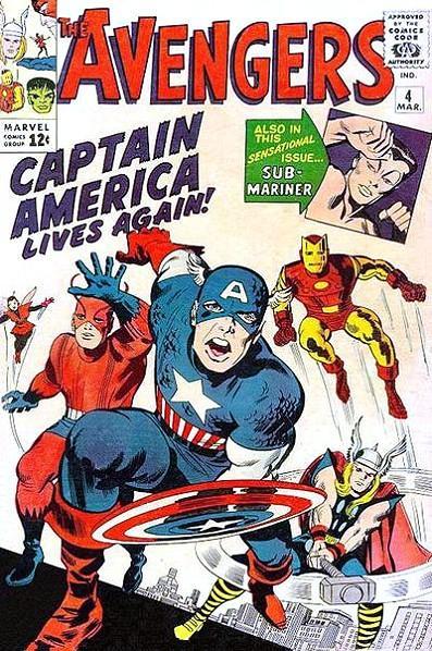 Avengers 4 - Captain America Joins... The Avengers!