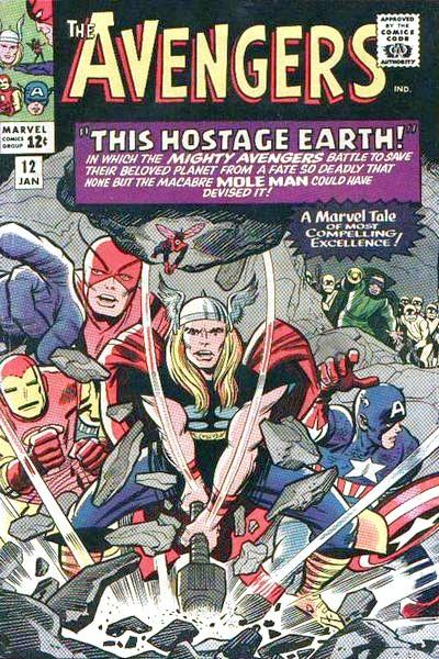 Avengers 12 - This Hostage Earth!