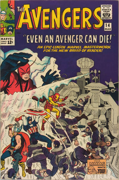 Avengers 14 - Even Avengers Can Die!