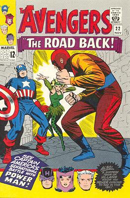 Avengers 22 - The Road Back