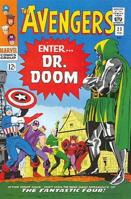 Avengers 25 - Enter... Dr. Doom!