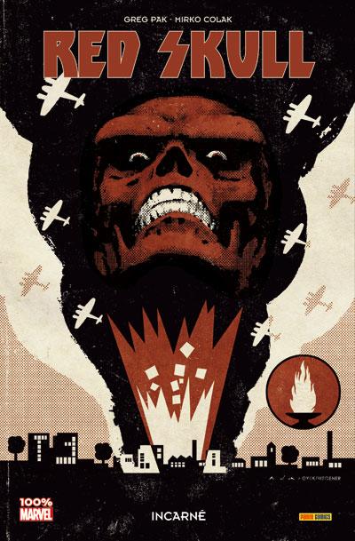Red Skull - Incarné 1 - Incarné