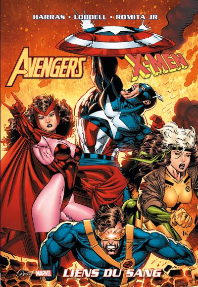 Avengers / X-Men - Liens du sang 1 - Liens du sang