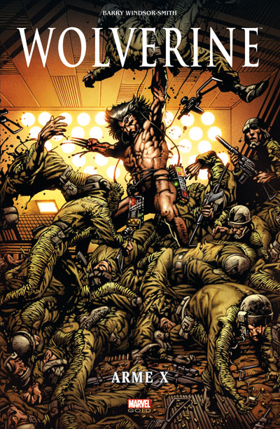 Wolverine - L'arme X 1 - Arme X
