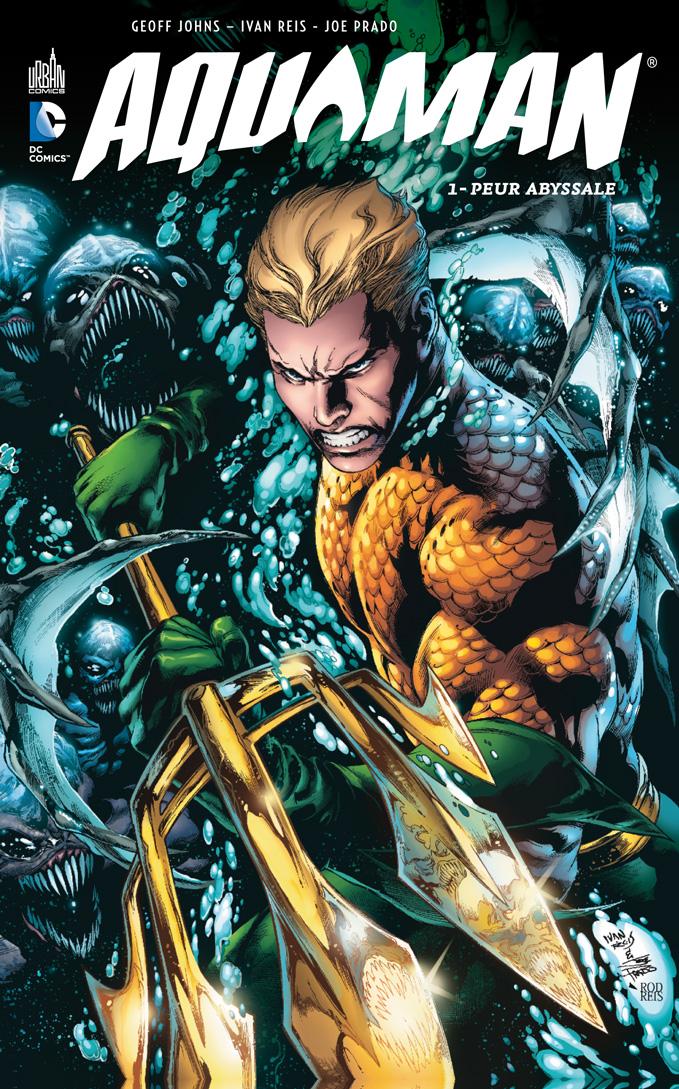 Aquaman 1 - 1 - PEUR ABYSSALE