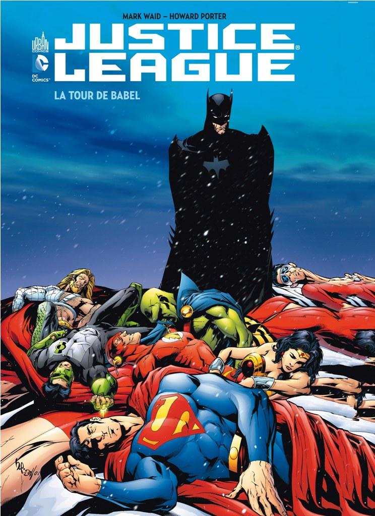 Justice League - La Tour de Babel 1 - La tour de Babel