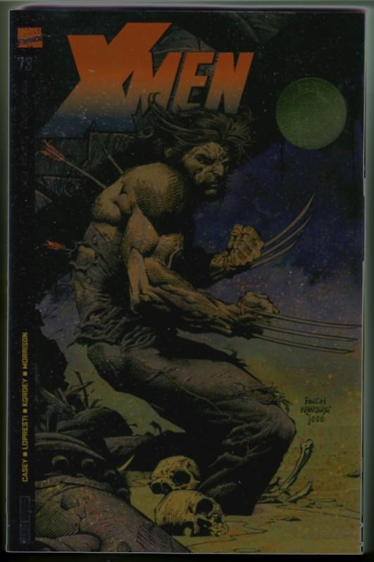 X-Men 73 - couverture variante