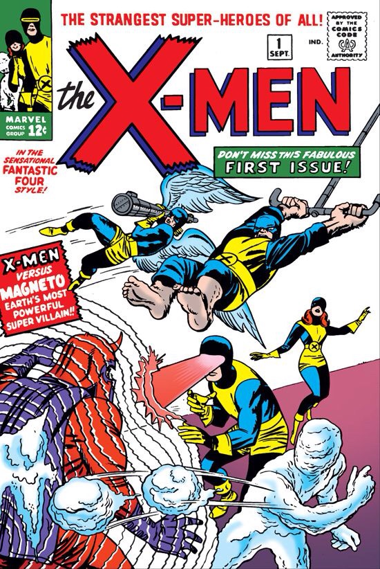 Uncanny X-Men 1 - X-Men