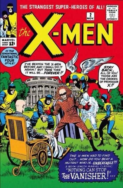 Uncanny X-Men 2 - No One Can Stop the Vanisher!