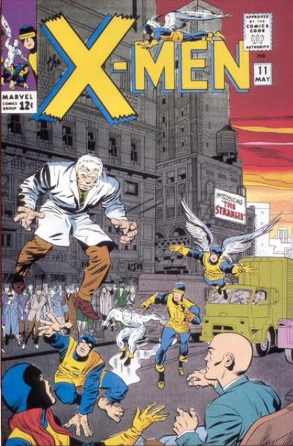 Uncanny X-Men 11 - The Triumph of Magneto!