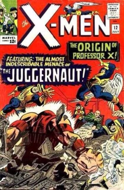 Uncanny X-Men 12 - The Origin of Professor X!
