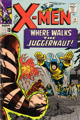Uncanny X-Men 13 - Where Walks the Juggernaut!