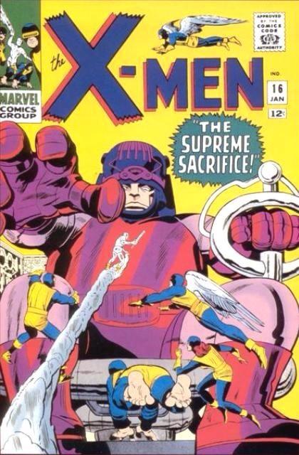 Uncanny X-Men 16 - The Supreme Sacrifice!