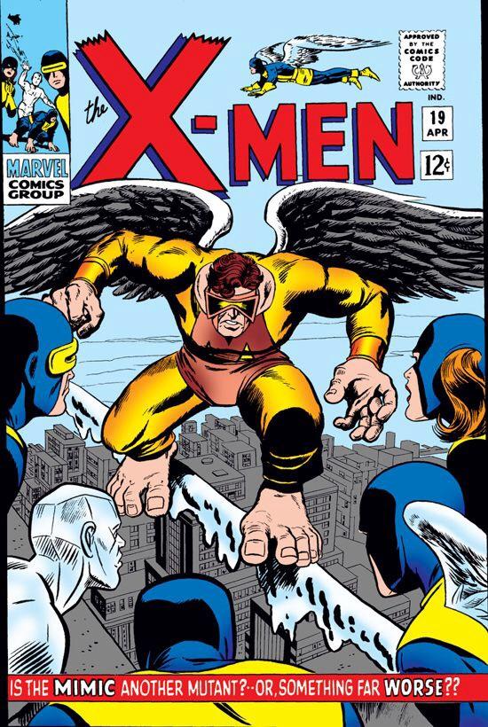 Uncanny X-Men 19 - Lo! Now Shall Appear... The Mimic!