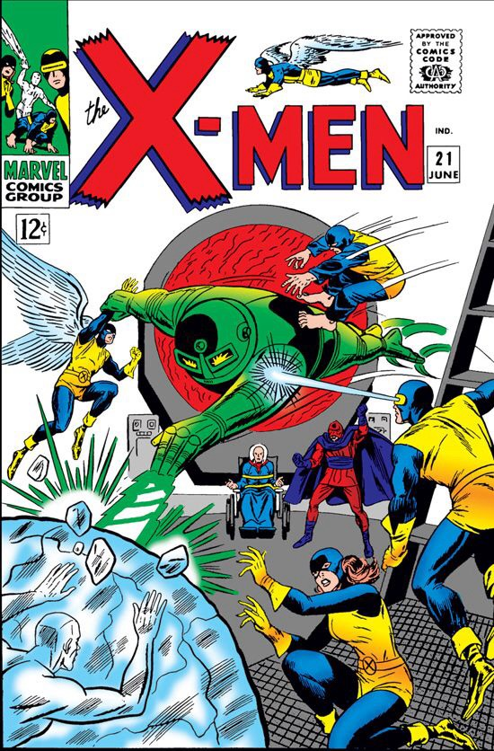 Uncanny X-Men 21 - From Whence Comes... Dominus?