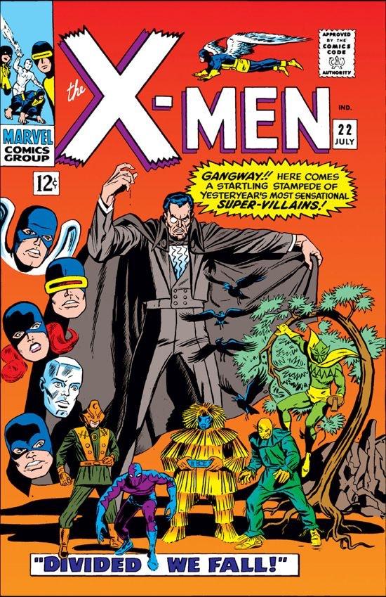 Uncanny X-Men 22 - Divided... We Fall!