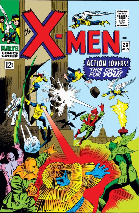 Uncanny X-Men 23 - To Save a City