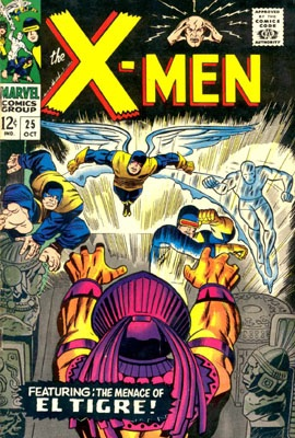 Uncanny X-Men 25 - The Power and the Pendant!