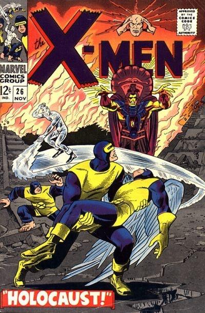 Uncanny X-Men 26 - Holocaust!