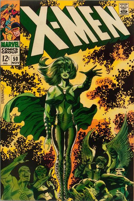 Uncanny X-Men 50 - Hail Queen of Mutants!