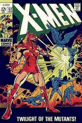 Uncanny X-Men 52 - Twilight of the Mutants!