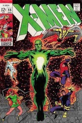 Uncanny X-Men 55 - The Living Pharoah!