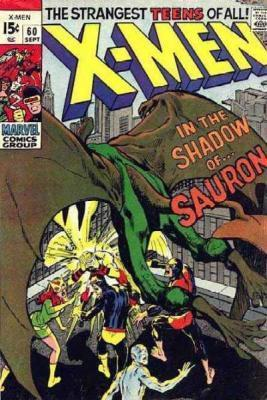 Uncanny X-Men 60 - In the Shadow of... Sauron!