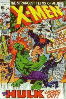 Uncanny X-Men 66 - The Mutants and the Monster
