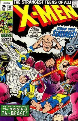 Uncanny X-Men 68 - Among Us...Stock the Sentinels! -- Prisoners of the Mysterio...
