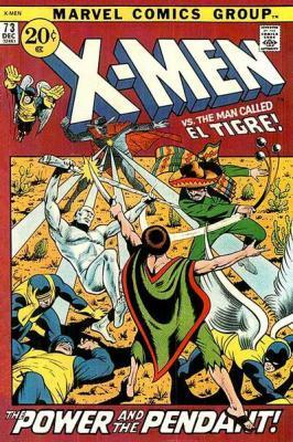 Uncanny X-Men 73 - The Power and The Pendant!