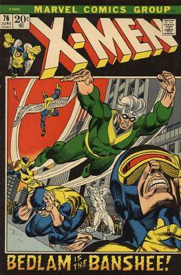 Uncanny X-Men 76 - The Wail of the Banshee!