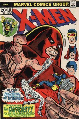 Uncanny X-Men 81 - Into the Crimson Cosmos!